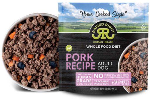 Raised Right Pork Recipe, 2 lb