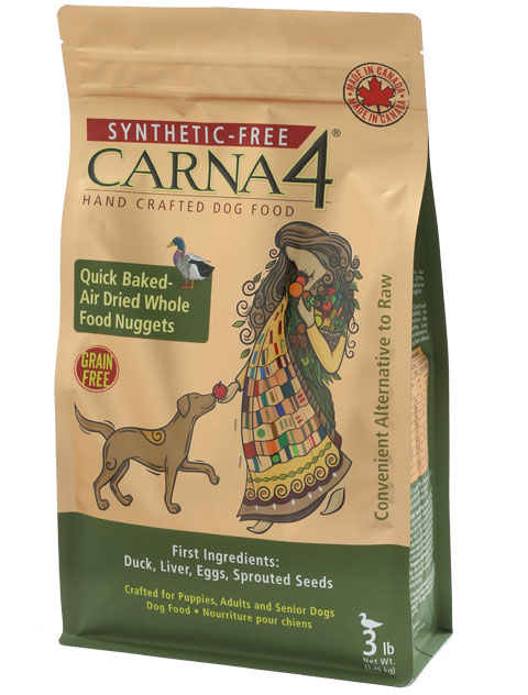 Carna4 Duck Dry Dog Food