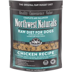 Northwest Naturals Chicken Frozen Dog Food