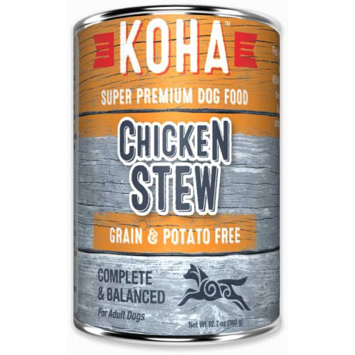 Koha Chicken Stew