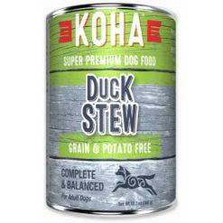 Koha Duck Stew