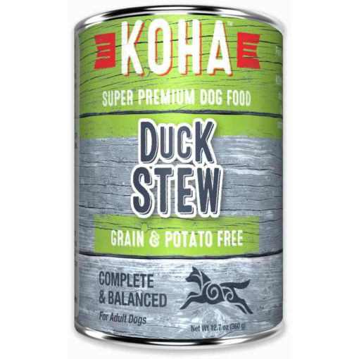 Koha Duck Stew