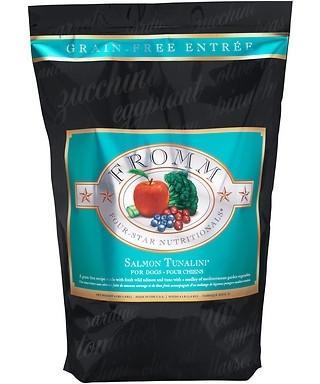 Fromm Four Star Salmon Tunalini Grain Free Dog Food