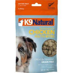 K9 Natural Chicken Dog Healthy Bites