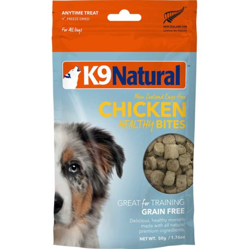 K9 Natural Chicken Dog Healthy Bites