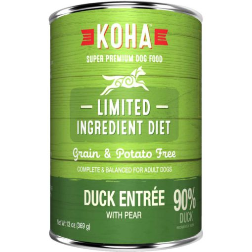 KOHA L.I.D. Duck Wet Food For Dogs