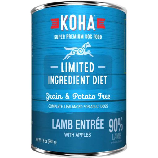 KOHA L.I.D. Lamb Wet Food For Dogs