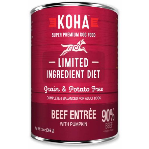 KOHA L.I.D. Beef Wet Food
