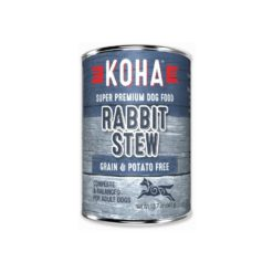 Koha Rabbit Stew