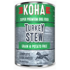 Koha Turkey Stew