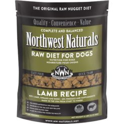 Northwest Naturals Lamb Frozen Dog Food