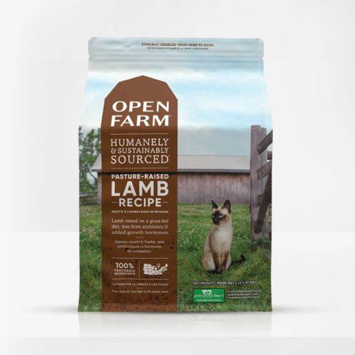 Open Farm Pasture-Raised Lamb Dry Cat Food