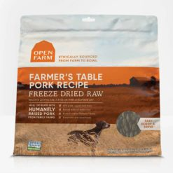 Open Farm Pork Freeze Dried Raw Dog Food