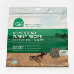 Open Farm Turkey Freeze Dried Raw Dog Food