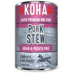 Koha Pork Stew