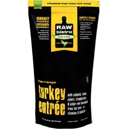 Raw Bistro Turkey Entree