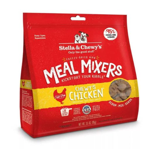 Stella & Chewy's Chicken Meal Mixers