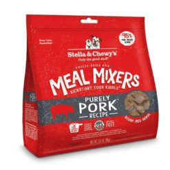 Stella & Chewy's Purely Pork Meal Mixers