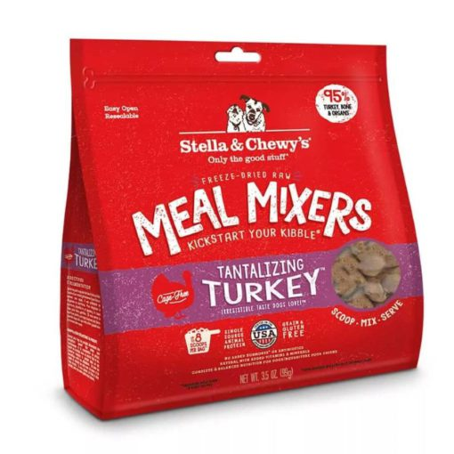 Stella & Chewy's Turkey Meal Mixers