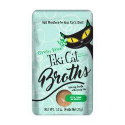 Tiki Cat Tuna Broth