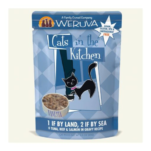 Weruva 1 If By Land 2 If By Sea Cat Food