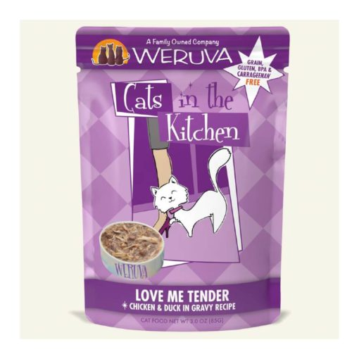 Weruva Love Me Tender Cat Food