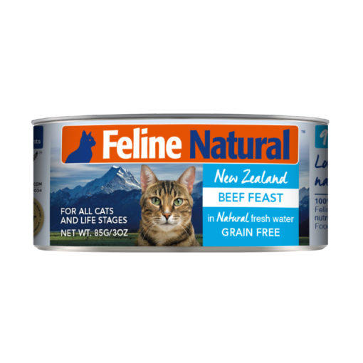 Feline Natural Beef Feast Wet Cat Food