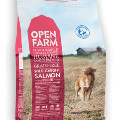 Open Farm Wild Salmon Dry Dog Food