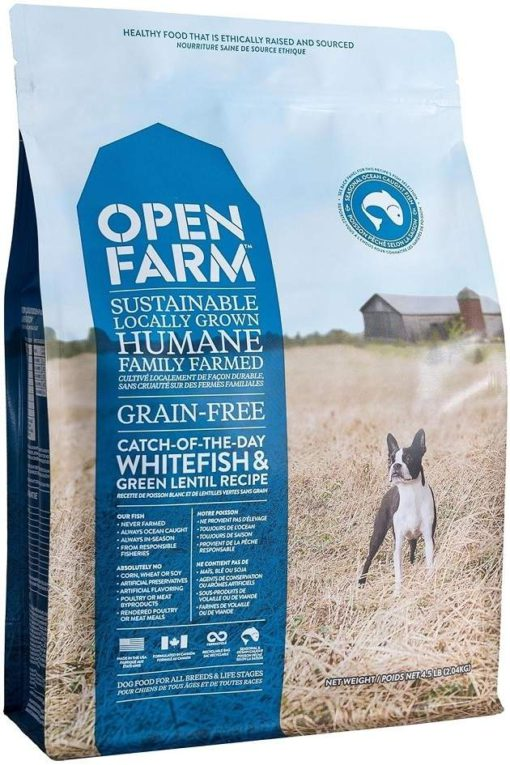 Open Farm Catch-of-the-Season Whitefish Dry Dog Food