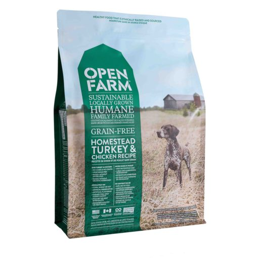 Open Farm Turkey & Chicken Grain Free Dry Dog Food