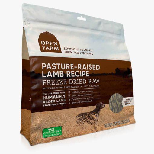Open Farm Pasture-Raised Lamb Freeze Dried Dog Food