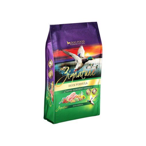 Zignature Duck Limited Ingredient Grain Free Dry Dog Food