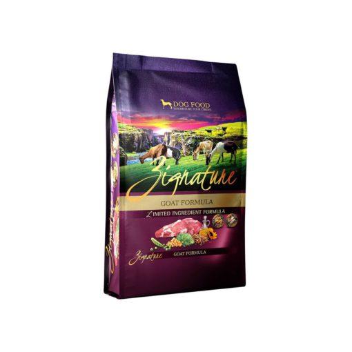 Zignature Goat Limited Ingredient Grain Free Dry Dog Food