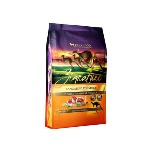 Zignature Kangaroo Limited Ingredient Grain Free Dry Dog Food