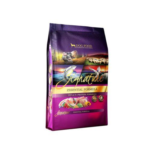 Zignature Zssential Multi-Protein Grain Free Dry Dog Food
