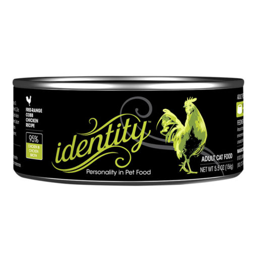 Identity Chicken Wet Cat Food
