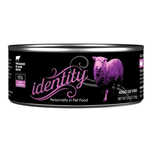 Identity Lamb Wet Cat Food