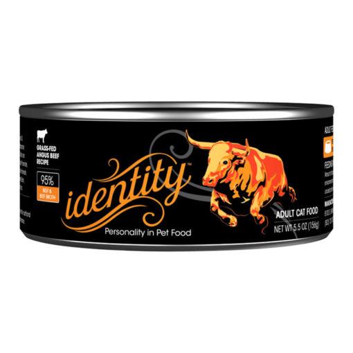 Identity Beef Wet Cat Food