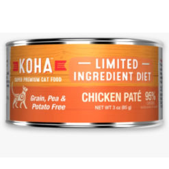 Koha Limited Ingredient Chicken Wet Cat Food