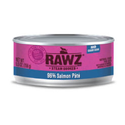 RAWZ Salmon Wet Cat Food