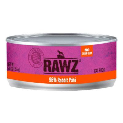RAWZ Rabbit Wet Cat Food