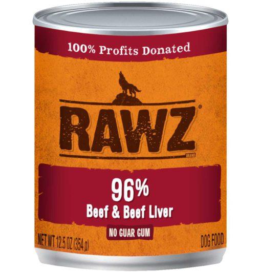Rawz Beef And Beef Liver
