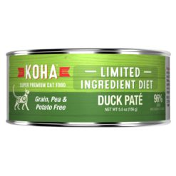 Koha Limited Ingredient Duck Wet Cat Food