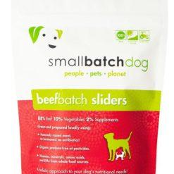 SmallBatch Beef Raw Dog Food