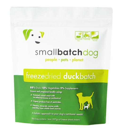 SmallBatch Duck Raw Dog Food