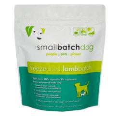 SmallBatch Lamb Raw Dog Food
