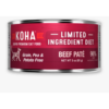 Koha Limited Ingredient Beef Wet Cat Food