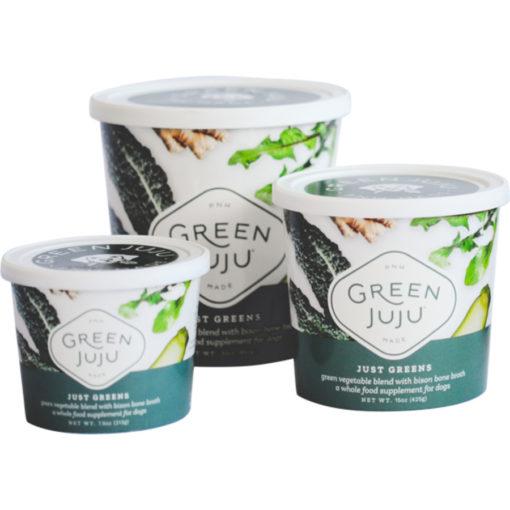 Green Juju Just Greens