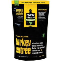 Raw Bistro Raw Turkey Entree