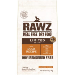 Rawz Limited Ingredient Duck Recipe